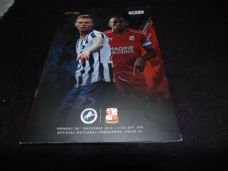 Millwall v Swindon Town, 2016/17